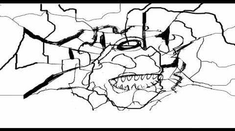 Ben 10 Last Ultimate- As Consquência Do Desaparecimento Parte 2- Cena Planta De Rochas