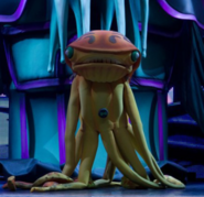 Squidstrictor in stage-0