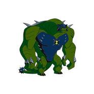 Ostateczny Gigantozaur