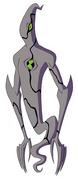 Fantom 11-letniego Ben Tennysona stworzony przez Derrick J Waytt