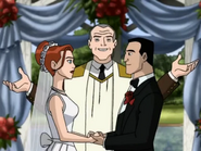 Joel camille wedding