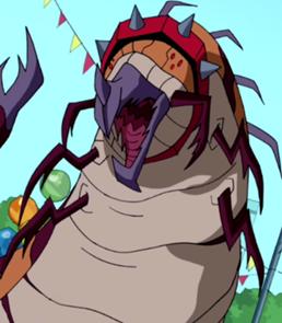 Grzmotorobak (gatunek)