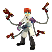 Dexter heatblast