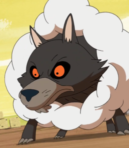Wolfen Sheep