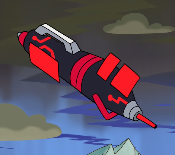 Canhão Marcador