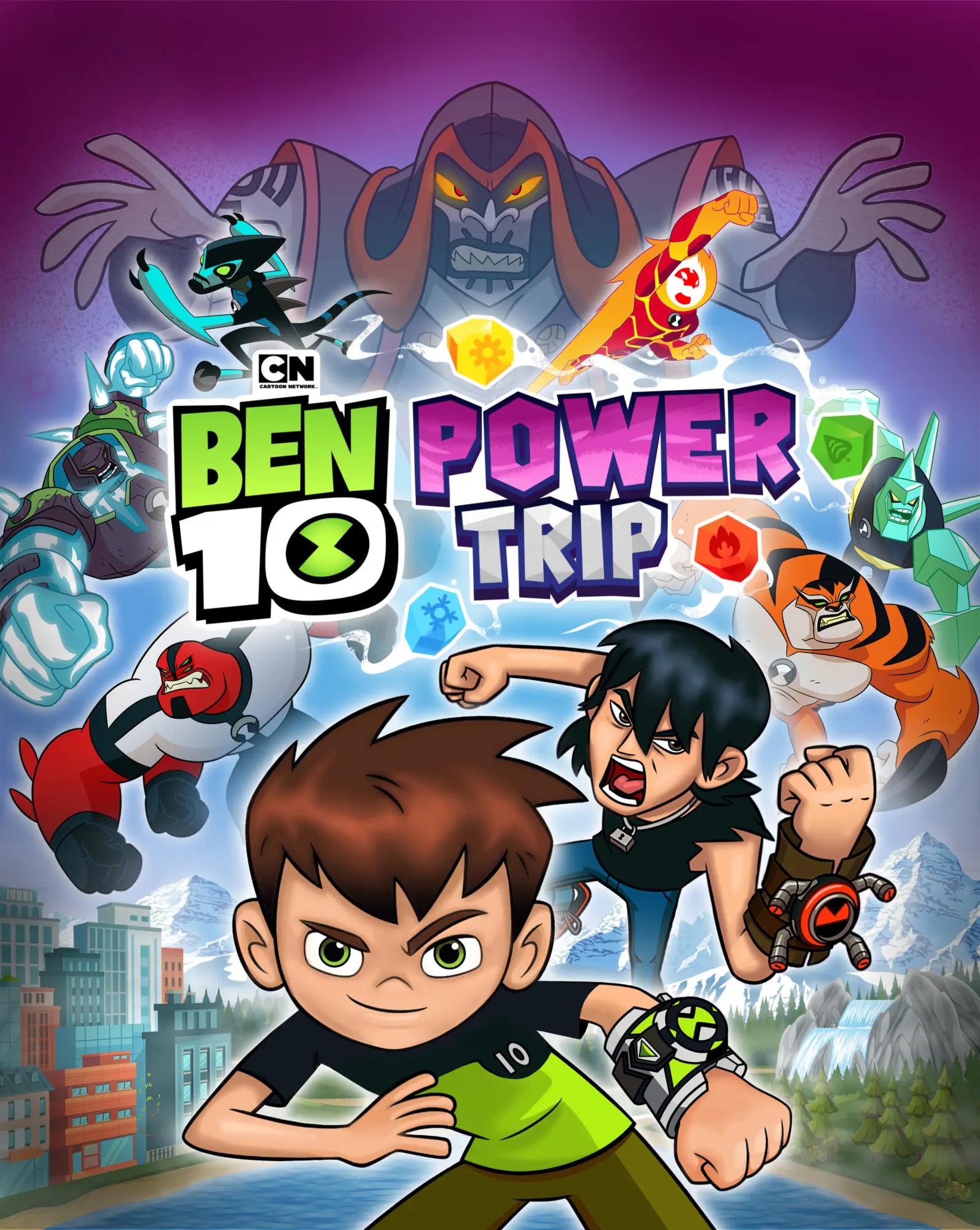 Ben 10: Power Trip/Galeria