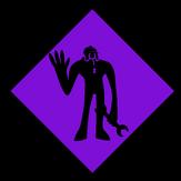 Placa de Atenção