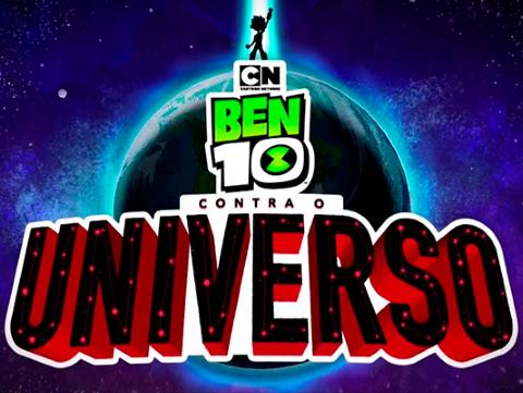 Ben 10 Contra o Universo, O Filme