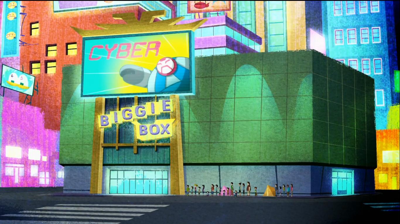Cyber Lutadores/Galeria