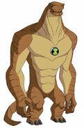 Ben10Humangosaur