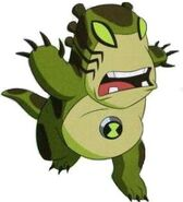 Upchuck (Alien Force and Ultimate Alien)