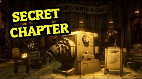 Bendy and the Ink Machine Chapter 5 Archives
