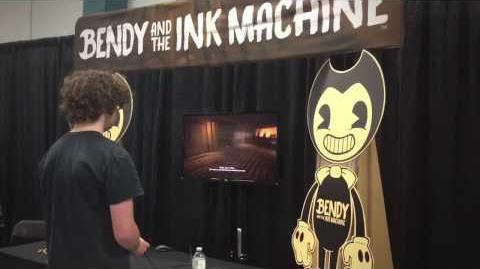 """""""Bendy Chapter Two"""" Preview at CGX!"""