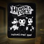 Heavenly-toys-fleece-throw 1024x1024@2x