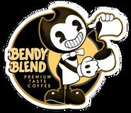 BendyBlend-Sticker
