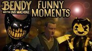The Return of The Funnies Bendy Funny Moments