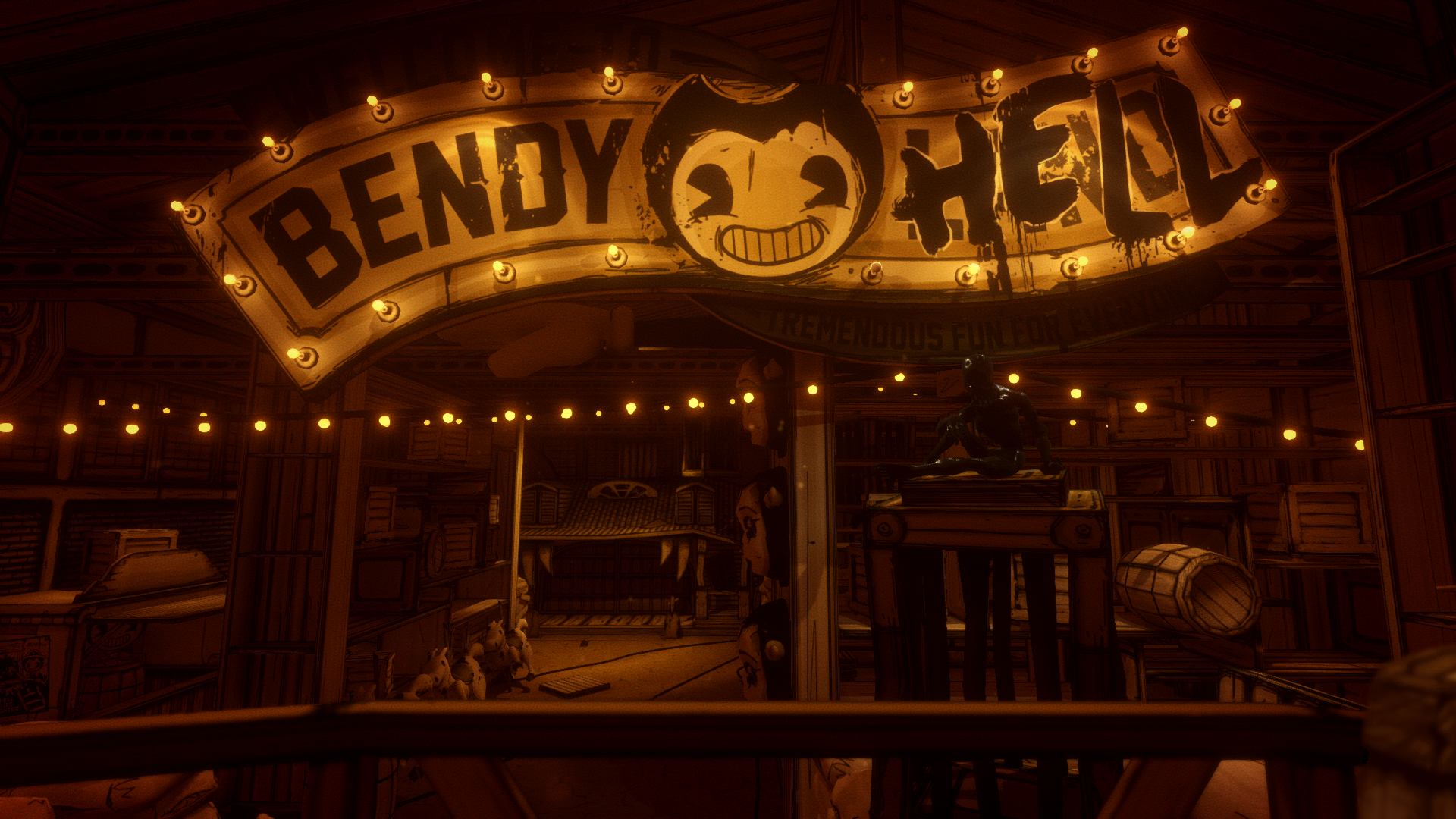 Welcome to Bendy Land