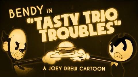 Tasty Trio Troubles