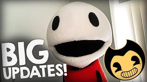 QUICK VIDEO! Huge BENDY Updates Coming wIth Ch4!! D
