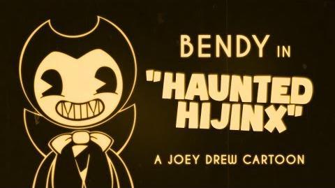"""Bendy_in_""""Haunted_Hijinx""""_-_A_Joey_Drew_Short"""