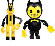 Lego bendy and boris