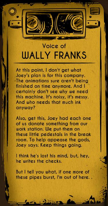 Wally Franks