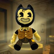CartoonBendy-plush