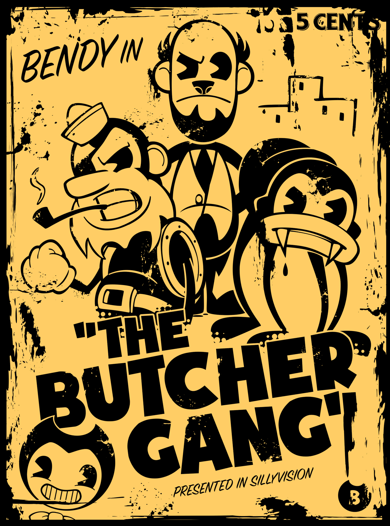 The Butcher Gang