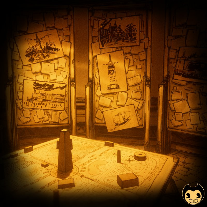 Planning Room