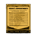 Appointments decal