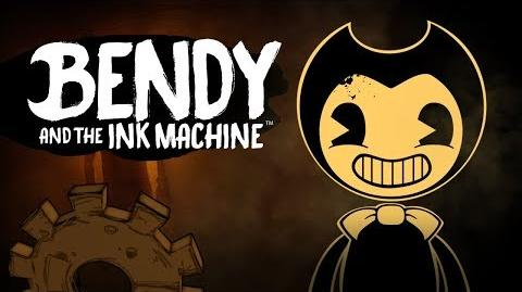 """Bendy and the Ink Machine"" Halloween Trailer"