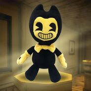 Bendy Plush BATDR