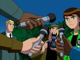 Бен 10: Инопланетная Сверхсила/Эпизоды