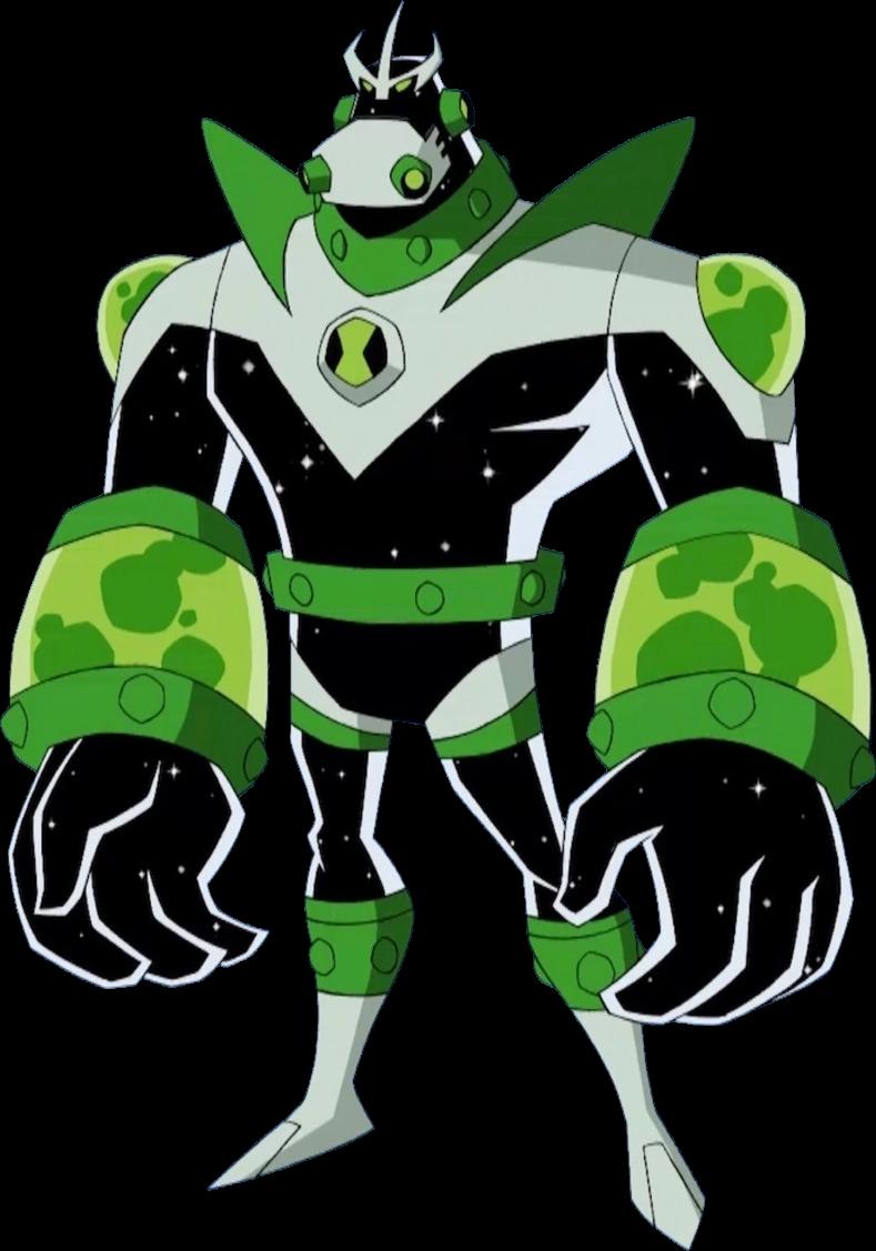 Атомный X