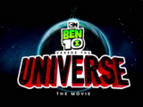 Бен 10 Против Вселенной: Фильм