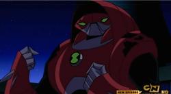 Бен 10: ИСС (Супергерои)