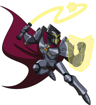 Вечный Рыцарь (Перезапуск)
