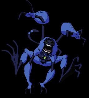 Обезьяна-паук