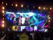 Black Eyed Peas at Wireless Festival 2011