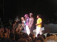 Black Eyed Peas performing