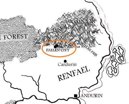Raven's SHadow Renfael Fallen City.jpg