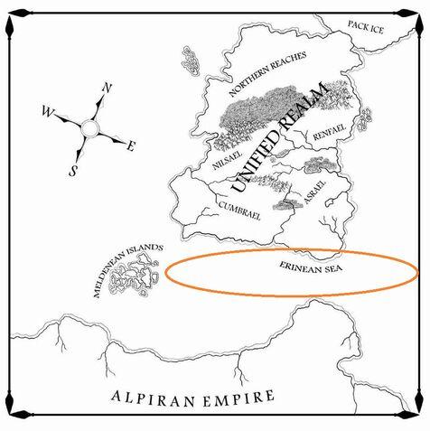 Raven s shadow book 1 main map by drawman39-erinean sea.jpg