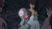 Demon Child saving Casca