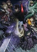 Berserk 2017 Anime Key Visual