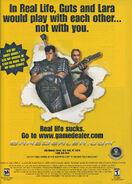 Anuncio Sword of the Berserk NTSC-US