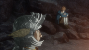 Jerome talks to Joachim