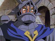 Adon's helmet (1997 anime)
