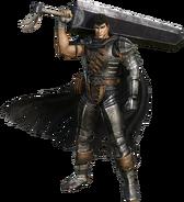 Musou Black Swordsman Render