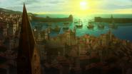Vista general de Vritannis (anime)