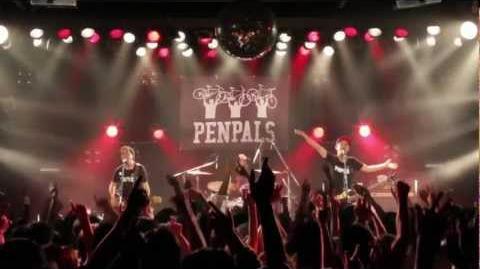 PENPALS - TELL ME WHY - Live at Ebisu Liquidroom, 2012